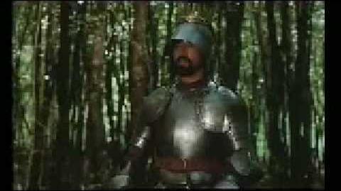 Trailer Robert Bresson - Lancillotto e Ginevra (Lancelot du Lac)