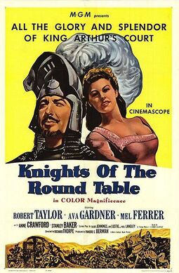 Kights of the round table film