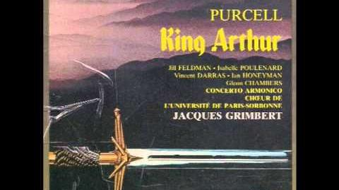 Henry Purcell Overture, Air, Chaconne, Hornpipe, Symphony (from King Arthur)- Jacques Grimbert