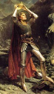 Charles-Ernest-Butler's King-Arthur