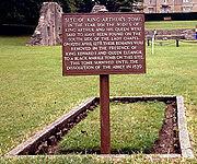 King Arthur Tomb