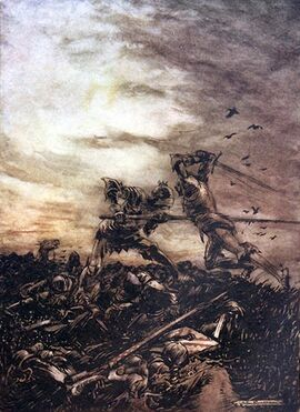 Battle of Camlann