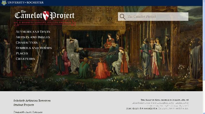 CamelotProject