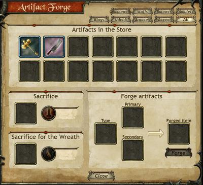 Artifact Forge