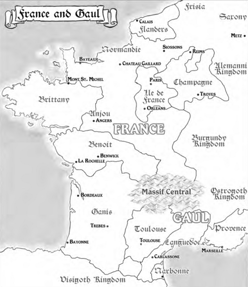 France & Gaul