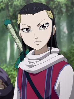Kyou Shou anime portrait