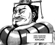Kaku Kai portrait