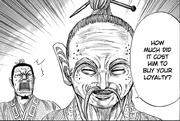 Sai Taku ask Qi King