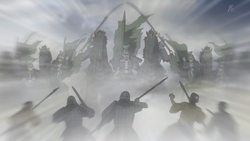 State Of Wei's War Chariots anime S2