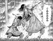 Kyou Kai kills Yuu Ren