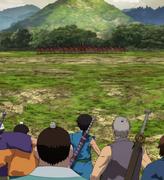 Shou Mou Army Confronts The Hi Shin Unit anime S1