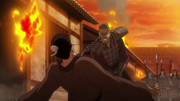 Ran Dou Slays A Kourou Resident anime S2