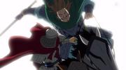 Tou Charges Towards Chou Sou anime S1