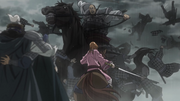 Kai Shi Bou Confronts Mou Ten and Mou Gou anime S2