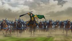 Mou Bu Army anime portrait