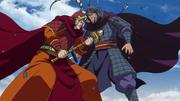 Kyuu Gen Spears Baku Koshin anime S1
