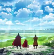 Old Sho With Shou Bun Kun And Ou Ki anime S1