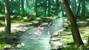 Shika Lends Her Hand Towards Ei Sei anime S2