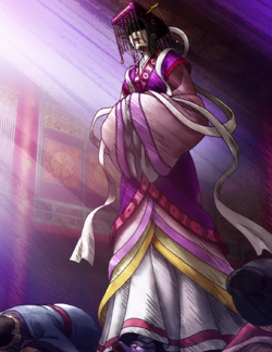 Queen Mother's Appearance anime S2