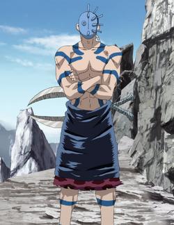 Ba Jio anime portrait