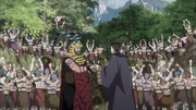 Boku Kou Forms An Alliance With The Mountain Dwellers anime S1