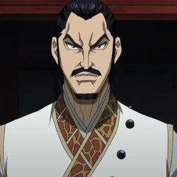 Ri Shi anime portrait