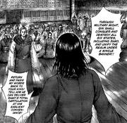Ei Sei's Declares War