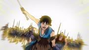 Ou Ki's Flying Arrow anime S1