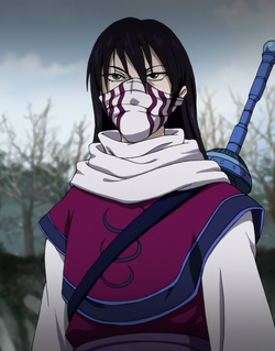 Yuu Ren anime portrait