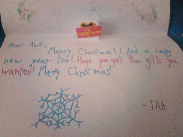 File:Anon's Christmas letter to AWB.jpg