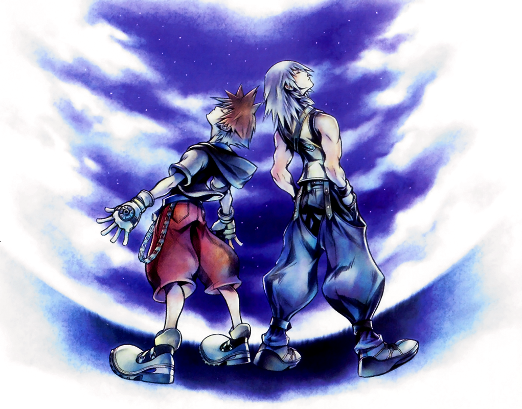 Image result for Kingdom Hearts Re: Chain of Memories