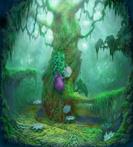 Deep Jungle- Climbing Trees (Art) KH