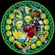 Station of Awakening- Sora 3 (Art) KHII