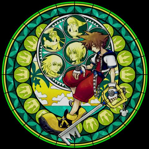 File:Station of Awakening- Sora 3 (Art) KHII.png