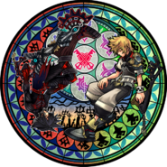 Station of Awakening- Ventus and Vanitas (Art) KHBBS