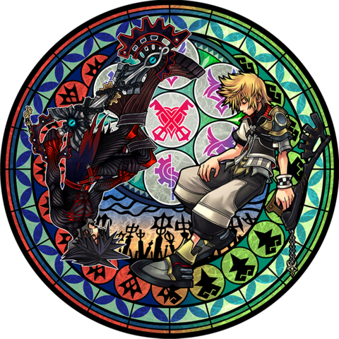 File:Station of Awakening- Ventus and Vanitas (Art) KHBBS.png