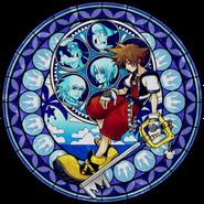 Station of Awakening- Sora 2 (Art) KHII
