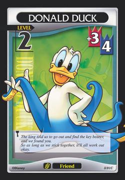 Donald Duck BS-5