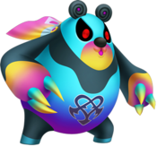 Kooma Panda (Nightmare)