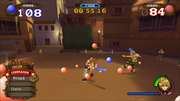 Roxas Struggle Battle (Screenshot) KHII