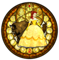 Station of Awakening- Belle (Art) KH.png