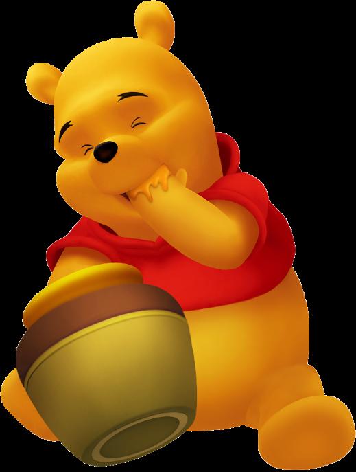 Winnie kingdom hearts wiki fandom powered by wikia - Comment s appelle l arbre du kaki ...