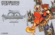 Japanese Cover Art KHCOM