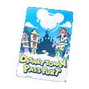 Disney Town Passport