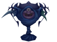 Goddess of Fate Cup Trophy