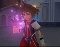 Sora with a card RECoM.PNG