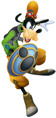 File:Goofy (Battle) KHII.png
