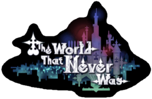 The World That Never Was Logo KHII