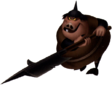 Maleficent's Goons- Spear KHBBS