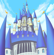 Disney Castle (Art) KH